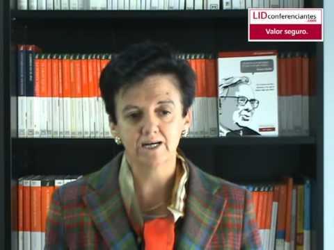 Pilar Gómez-Acebo, conferenciante de LID experta en gestión de personas