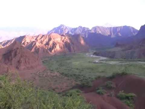 Viaje por Sudamerica di Giacomo Sanesi. Cafayate (ARG). 00735 – valle incantata