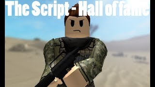 The Script - Hall of fame (ROBLOX MUSIC VIDEO)