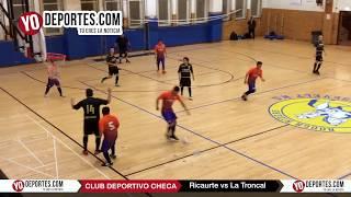 Ricaurte vs La Troncal Liga Club Deportivo Checa