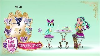 Vote in the Dragon Games Tournament! | Dragon Games | Ever After High
