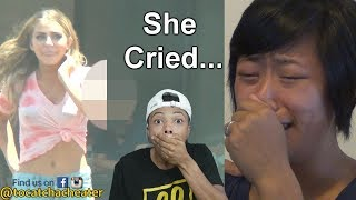 Wife's Reaction To Her Husband Caught Cheating (SHE CRIED...)
