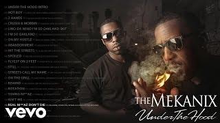 The Mekanix - Real Niggaz Don't Die (Audio) ft. Vellione, Stevie Joe, Skyballa, 4rAx