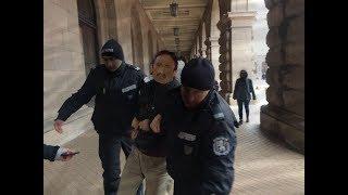 Милко Калайджиев си има проблеми с полицията! /ексулизвни кадри/