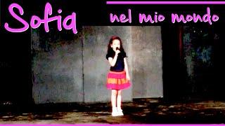 Nel mio mondo di Violetta cantata da Sofia Del Baldo - Cormoran villasimius