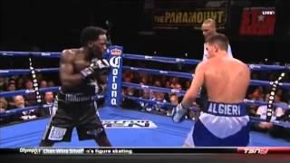 Chris Algieri vs Emmanuel Taylor Full Fight