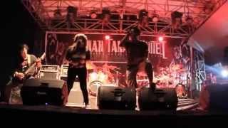K.I.L.L.E.R.B.E.E FEAT TANTRI NIA - MAKI (LIVE BTU FEST 2014)