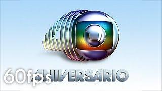 Vinheta Especial Globo 40 Anos (60fps) ᴴᴰ