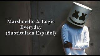 Marshmello & Logic - Everyday (Subtitulada Español)
