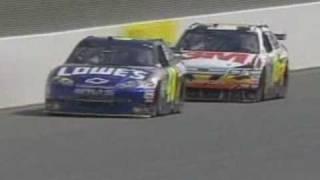 Mark Martin Wins Michigan NASCAR 2009