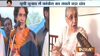 UP Elections 2017: Priyanka Gandhi To Be The Face Of Congress in UP Elections width=
