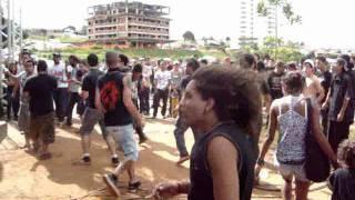 Viagem clandestina  - La Tormenta - Live In Anapolis Metal 2012