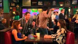How I Met  Your Mother S05 E17 bang bang song
