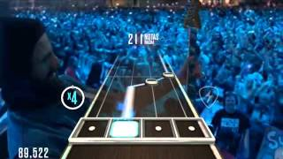 [Guitar Hero Live iOS] Been Away Too Long - Soundgarden - Expert