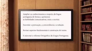 Português Instrumental - Video de apresentação