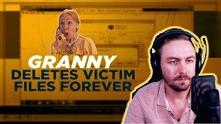 GRANNY DELETES TECH SCAMMER IMPORTANT FILES | SCAMBAIT TROLLING