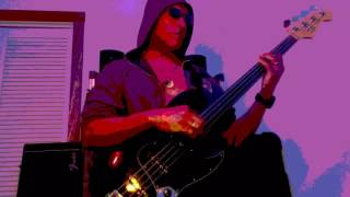 "MARK MORRISON "" Return Of The Mack"" ( bass cover)"
