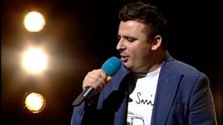 """Eurovision 2013: Liviu Mititelu - """"La donna di nero"""""""