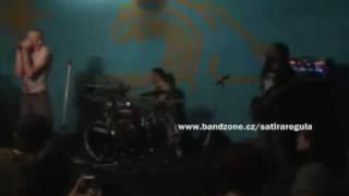 Satira Regula - Knot - live Nová Paka 29/5/09