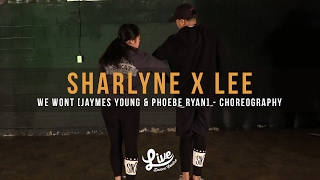 Sharlyne and Lee | Jaymes Young & Phoebe Ryan - We Won't | Live Dance Centre