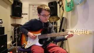 Stuart covers Parklife by Blur on Guitar