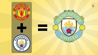 Rival Football Badge Swaps ⚽ Football Crest Fusions ⚽ Footchampion