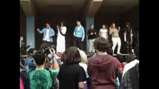 Gangnam Style Politecnico de Vigo