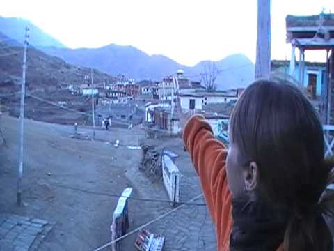 Nepal – Trek Day 3 – Jomsom Area and Annapurna Sanctuary (Mukinath to Jomsom).MOD