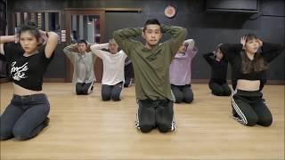 蔡依林 Jolin Tsai - 玫瑰少年 | choreography | 米其林Mick