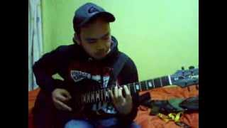 The Peponi Cover Guitar