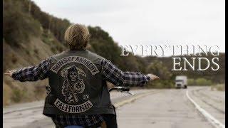 Sad Multifandom | Everything Ends