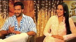 Akshay gave us Son of Sardaar title: Ajay Devgn