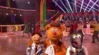 "The Muppets : ""Life's A Happy Song"" HD 720p"