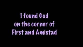 You Found Me The Fray (with lyrics)