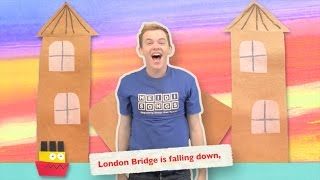 """LONDON BRIDGE (From """"Music with Mother Goose - Nursery Rhymes, Vol. 1"""")"""