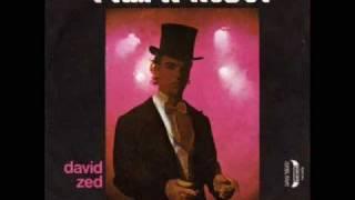 David Zed - I Am A Robot © 1980