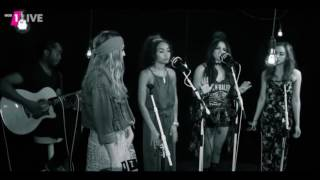 Little Mix - Counting Stars/Holy Grail (Acoustic WDR 1LIVE Session)