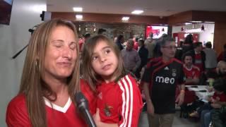Sport Newark e Benfica ao rubro com o tetra