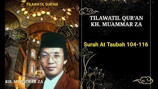 H Muammar ZA Baru Surah At Taubah 104 116 Spesial