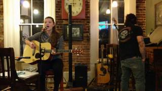 A 1000 Times - Hamilton Leithauser + Rostam (open mic cover) by Leah Loscar