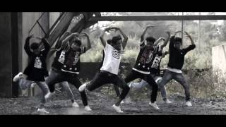 RTD crew || EMINEM FT. Rihannna - love the way you lie(krump mix) Dance cover
