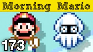 "Morning Mario #173 - ""Blooper Jump"""