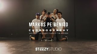 Markus Pe Benito Choreography | We Rare - Lil B Feat Chance The Rapper | STEEZY Studio