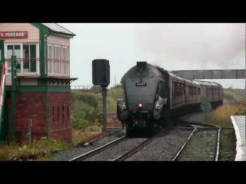 North Wales Coast Express – 19th August 2012