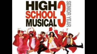 High School Musical 3 / Just Wanna Be With You FULL HQ w/LYRICS