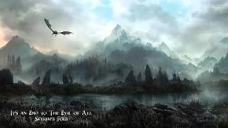 The Dragonborn Comes (Male Cover)