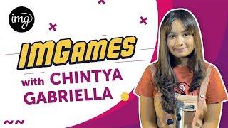 SUARA PALING RENDAH CHINTYA GABRIELLA!? #IMGAMES