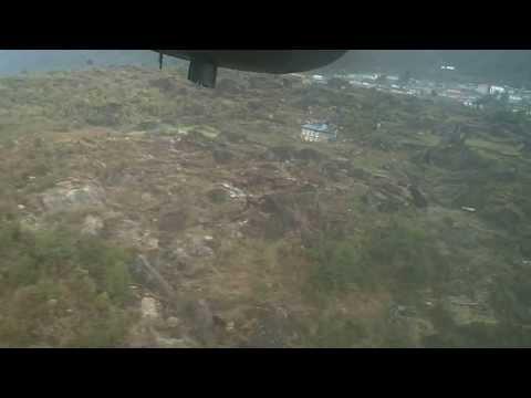 Nepal Episode 2 Flying to Lukla