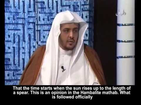 Delivering the khutbah before the time of Jumu'ah