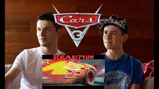 """Cars 3 """"The Limit"""" Trailer: Our Reaction"""